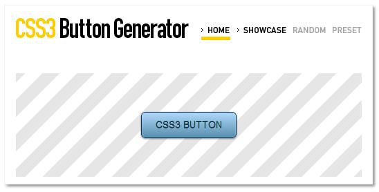 CSS3ボタンジェネレーター